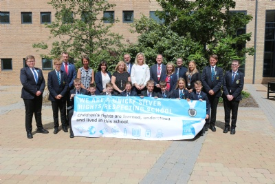 UNICEF Rights Respecting Schools Silver accolade