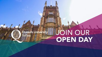 Open Day Visit at QUB